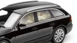 Модель Audi A4 Avant, Phantom black, 2013, Scale 1 43, артикул 5011204223