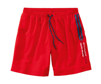 Шорты Porsche Martini Board shorts, Red