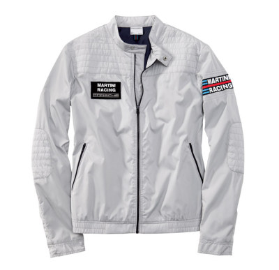 Ветровка Porsche Martini windbreaker, limited edition, silver colored