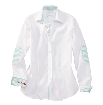 Женская блузка Porsche Women's blouse – 50 Years of 911, White