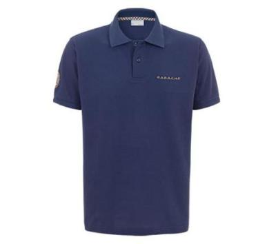 Мужская футболка Porsche Classic Men's polo shirt, Patriot Blue