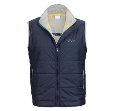 Мужской жилет Porsche 911 Men's gilet, Dark Blue