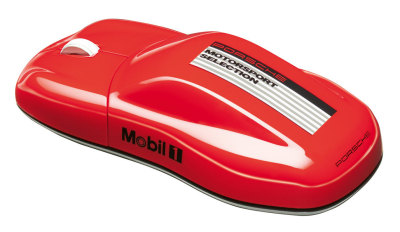Компьютерная мышь Porsche Computer mouse – Motorsport Red