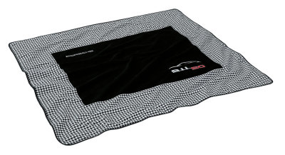 Плед Porsche Car blanket – 50 Years of 911