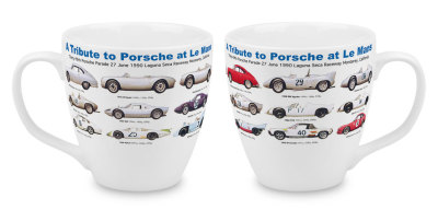 Коллекционная чашка Porsche Collector's cup No. 13 – Motorsport – limited edition