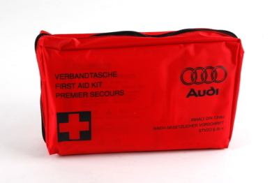 Медицинская аптечка Audi First Aid Kit