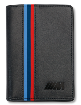 Визитница BMW M Business Card Wallet