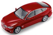 Модель автомобиля BMW 3er GT (F34) Melbourne Red, Scale 1:43