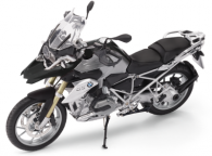 Модель мотоцикла BMW R 1200 GS (K50) Grey, Scale 1:10