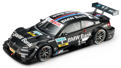 Модель BMW M3 DTM 2013 (E92) Black, Scale 1:18