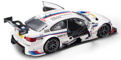 Модель BMW M3 DTM 2013 (E92) White, Scale 1:18