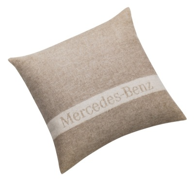 Подушка Mercedes Pillow Light Brown