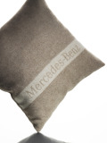 Подушка Mercedes Pillow Light Brown, артикул B66953782