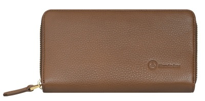 Женский кожаный кошелек Mercedes-Benz Women's wallet, Business Style Bree