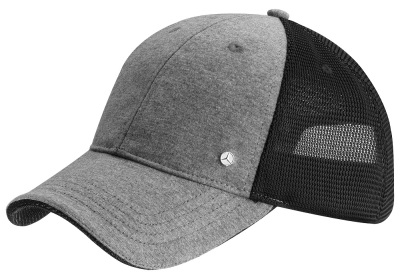 Мужская бейсболка Mercedes-Benz Cap Grey