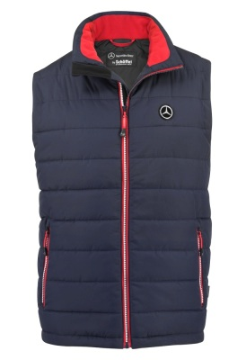 Мужской жилет Mercedes-Benz Men's Vest, Navy