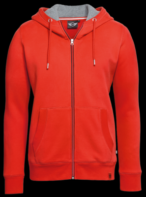Мужская кофта Mini Men's Sweat Hoodie, You.Me.Mini. Orange