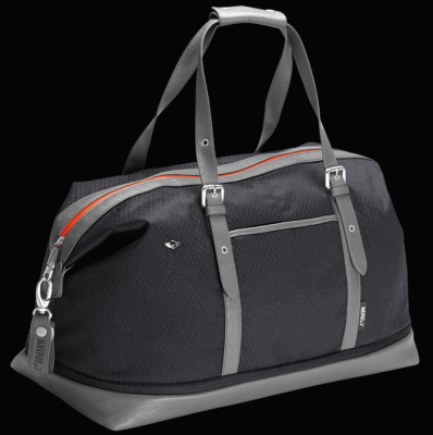 Дорожная сумка Mini By Puma Weekender Bag Grey
