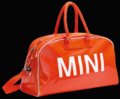 Сумка Mini Big Duffle Bag Orange