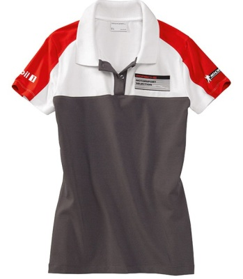 Женское поло Porsche Women's polo shirt – Motorsport