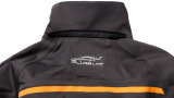 Женская куртка Audi Womens Softshell Jacket, XS, R8 LMS, Grey/Orange, артикул 3131205001