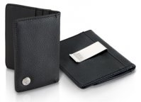 Кошелек BMW Business Card and Credit Card Holder with Banknote Clip