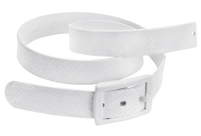 Ремень Fiat Rubber Belt - White