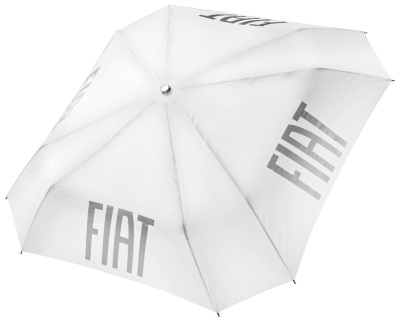 Складной зонт Fiat white fiat retractable umbrella