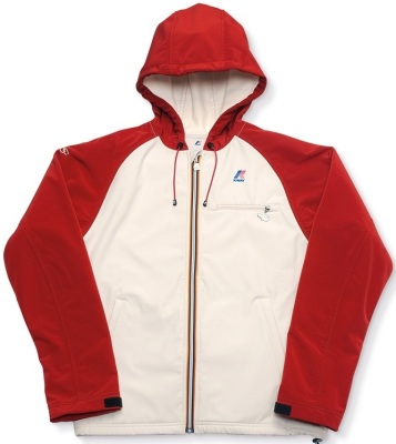 Мужская куртка Fiat 500c Windbreaker Jacket - Mens