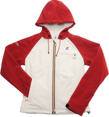 Женская куртка Fiat 500c Windbreaker Jacket - Ladies