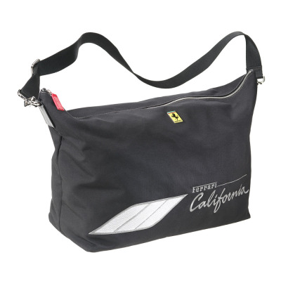 Сумка Ferrari California Week-end bag in technical canvas