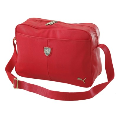 Сумка Ferrari LS Reporter Bag Red