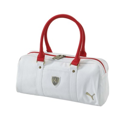 Дамская сумочка Ferrari LS Bag White
