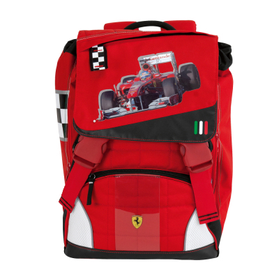 Детский рюкзак Ferrari Extendible Backpack