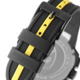 Наручные часы Ferrari F1 Fast Lap Watch in carbon fibre/yellow, артикул 270033654R
