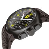 Наручные часы Ferrari F1 Classic Watch in carbon fibre/brown, артикул 270033661R