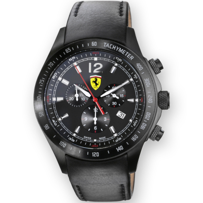Наручные часы Scuderia Ferrari Full Black Chrono