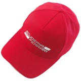 Бейсболка Ferrari Shield Metal Cap Red, артикул 270033330R