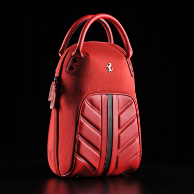 Сумка для обуви Ferrari Golf Performance Footwear Bag Red
