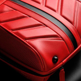 Сумка для обуви Ferrari Golf Performance Footwear Bag Red, артикул 280010152R