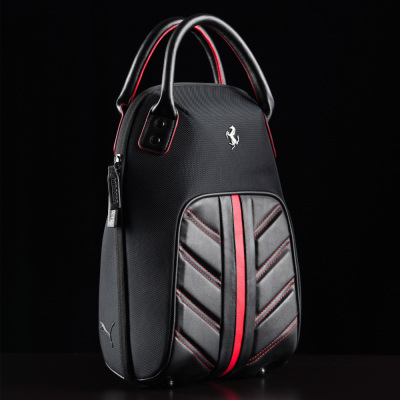 Сумка для обуви Ferrari Golf Performance Footwear Bag Black