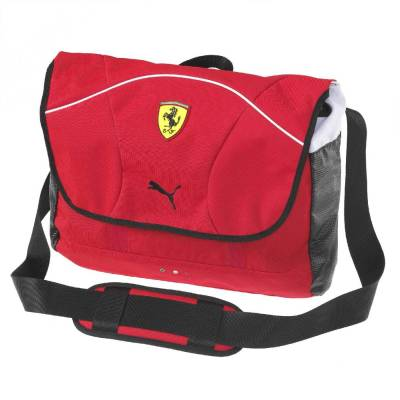 Сумка Scuderia Ferrari Replica Messenger Bag Red