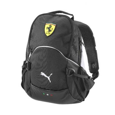 Рюкзак Scuderia Ferrari Replica Small Backpack Black