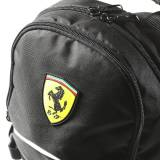 Рюкзак Scuderia Ferrari Replica Small Backpack Black, артикул 280008640R