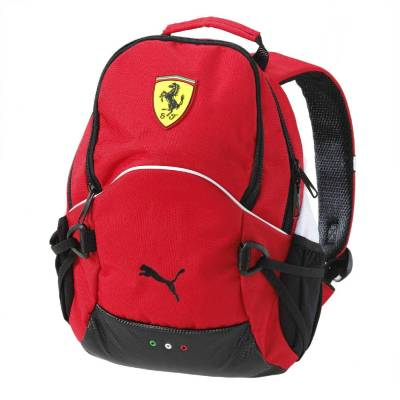 Рюкзак Scuderia Ferrari Replica Small Backpack Red