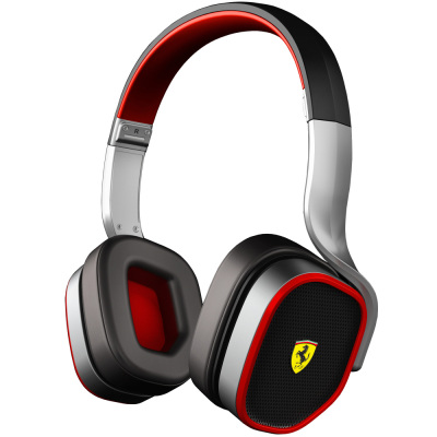 Наушники Scuderia Ferrari R200 Headphone