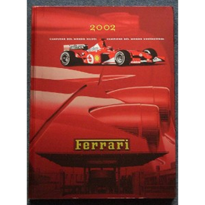 Ferrari Yearbook 2002