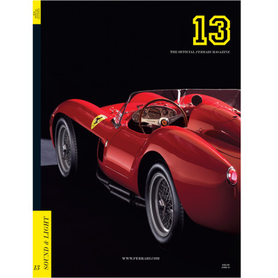 The Official Ferrari Magazine Number thirteen