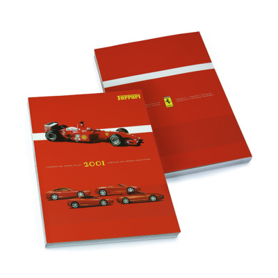 2001 Ferrari Year Book