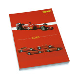 2001 Ferrari Year Book, артикул 095992824